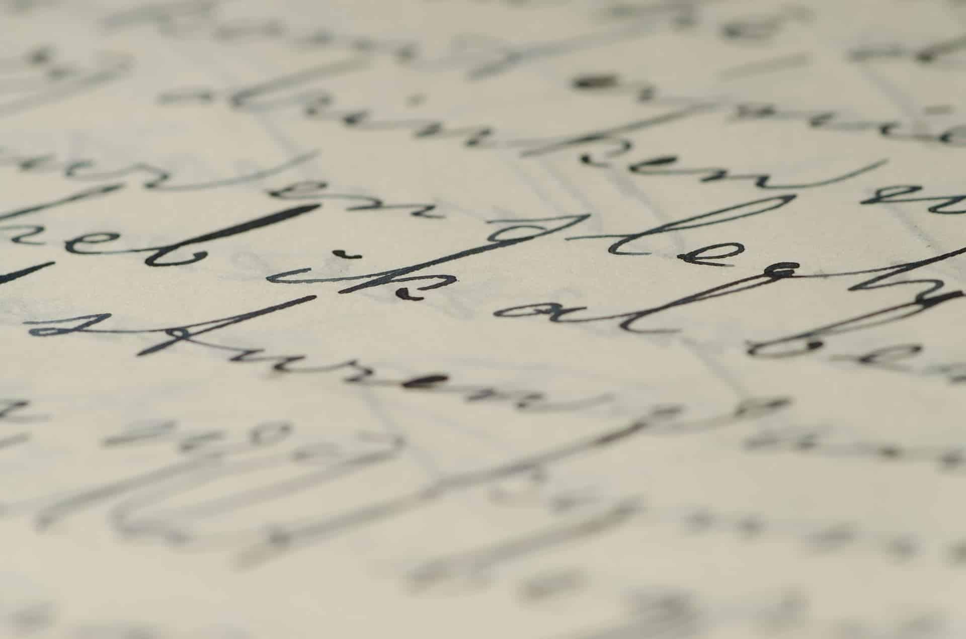 Το γράμμα